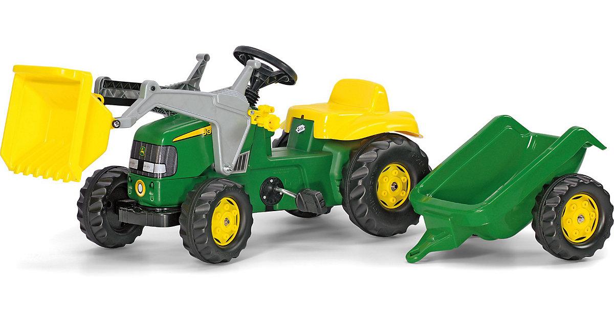 ROLLY TOYS Rolly Schaufellader John Deere mit Anhänger | Garten > Gartengeräte > Spaten und Schaufeln | Rolly Toys