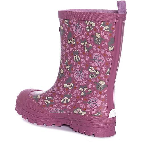 Резиновые сапоги Viking Jolly Woodland - розовый от VIKING
