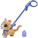 Механическая игрушка FurReal Friends Маленький Озорной Питомец Табби