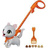 """Интерактивная игрушка FurReal Friends """"Шаловливый питомец"""" Котёнок, маленький"""
