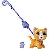 """Интерактивная игрушка FurReal Friends """"Озорной питомец"""" Котёнок, большой"""