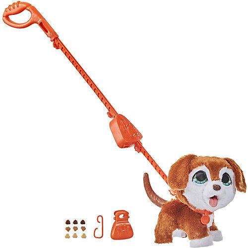 """Интерактивная игрушка FurReal Friends """"Шаловливый питомец"""" Щенок, большой от Hasbro"""