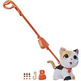 """Интерактивная игрушка FurReal Friends """"Шаловливый питомец"""" Котёнок, большой"""