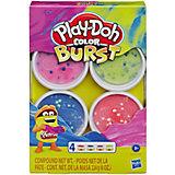 """Набор пластилина Play-Doh """"Взрыв цвета"""" Яркие цвета"""