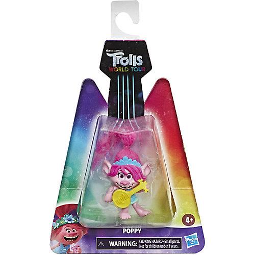 Игровая фигурка Trolls World Tour Розочка от Hasbro