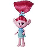 "Кукла Trolls World Tour ""Модный тролль"" Розочка"