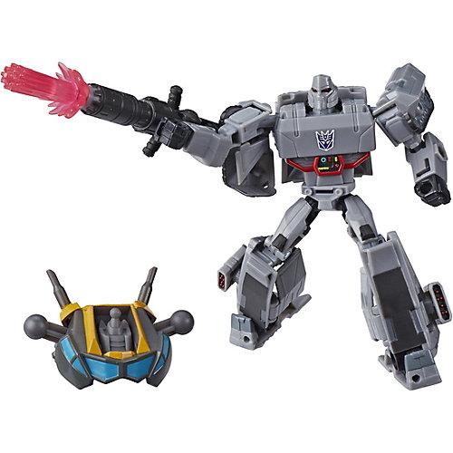 """Трансформеры Transformers """"Кибервселенная Делюкс"""" Мегатрон, 12 см от Hasbro"""