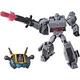 """Трансформеры Transformers """"Кибервселенная Делюкс"""" Мегатрон, 12 см"""
