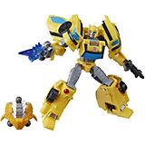 """Трансформеры Transformers """"Кибервселенная Делюкс"""" Бамблби, 12 см"""