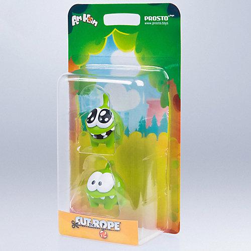 Набор фигурок Prosto Toys Cut the Rope, 2 шт, 4 см от Prosto Toys