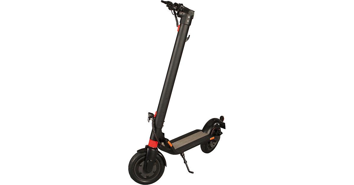 E-Scooter EM2GO - FW106ST-P schwarz mit Straßenzulassung