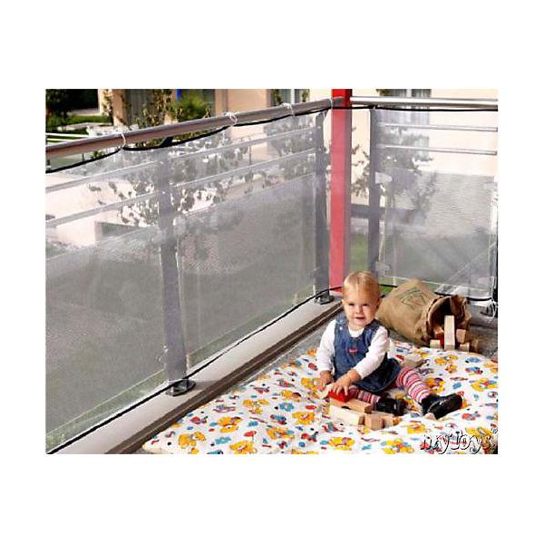 Balkonschutz Netz 94 X 275 Cm Weiss Reer Mytoys