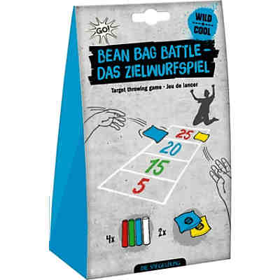 Wild+Cool: Bean Bag Battle - Das Zielwurfspiel