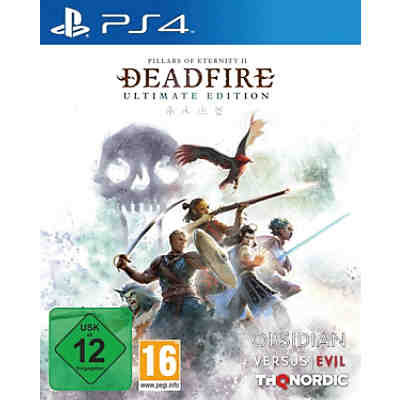 PS4 Pillars of Eternity II: Deadfire (Ultimate Edition)