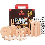 Конструктор Kipod Toys Веселый зверинец