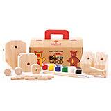 Игровой набор Kipod Toys Собери медведя