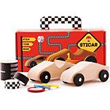 Игровой набор Kipod Toys Машинки на трассе