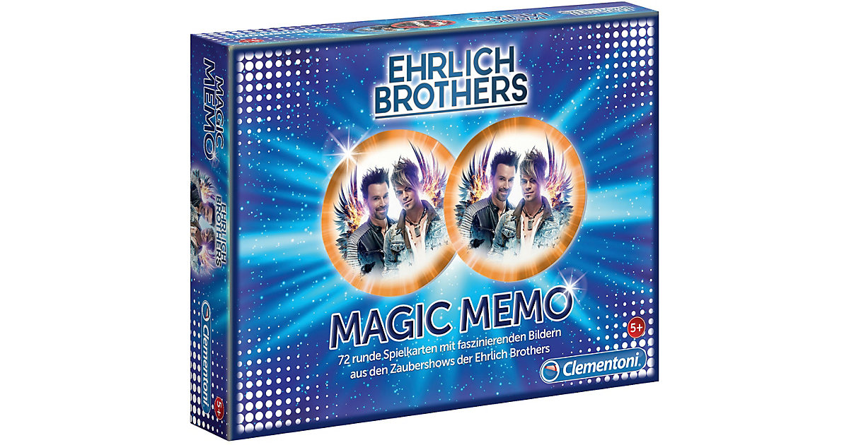 Ehrlich Brothers Magic Memo