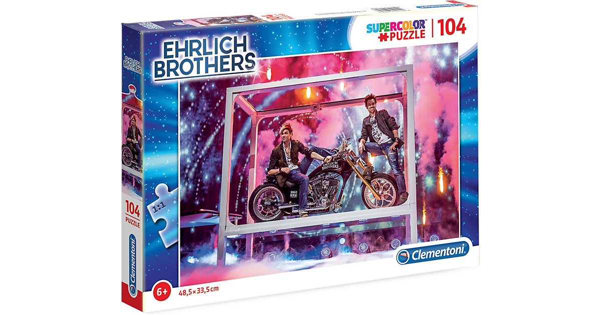 Ehrlich Brothers Puzzle 104 Teile