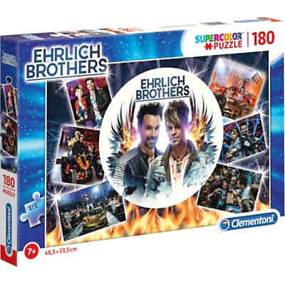 Ehrlich Brothers Puzzle 180 Teile