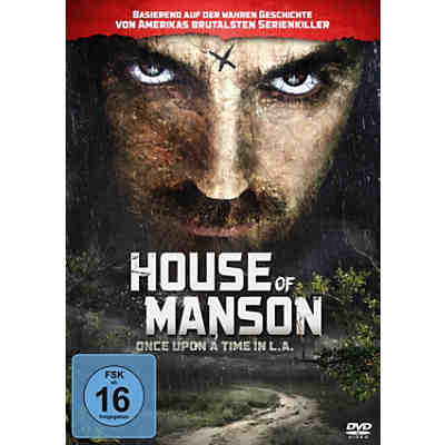 DVD House of Manson - Once Upon a Time in L.A.