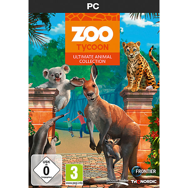 PC Zoo Tycoon: Ultimate Animal Collection