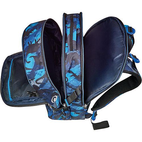 Рюкзак Ultimate Dinosaur - blau-kombi