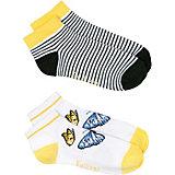 Укороченные носки Gulliver, 2 пары