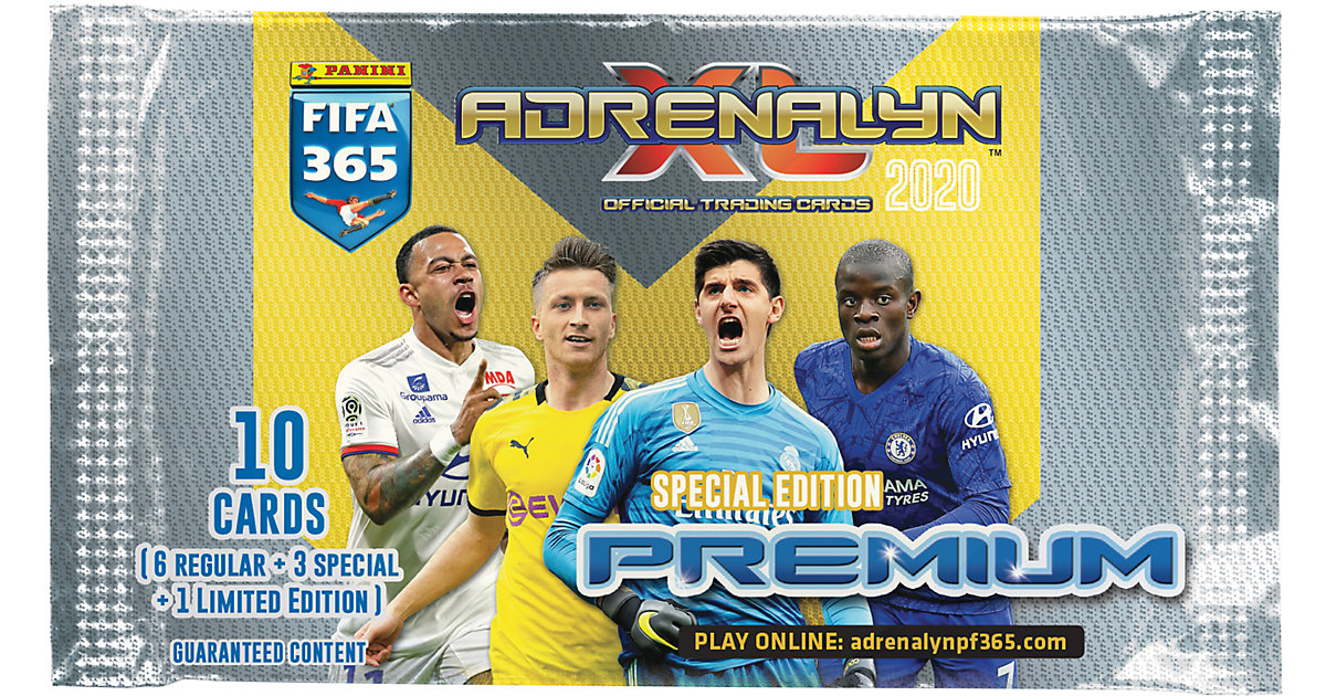 FIFA 365 Saison 2019/2020 Premium Special Edition Trading Cards