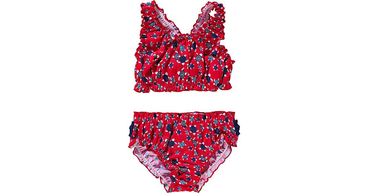 Kinder Bikini rot Gr. 98 Mädchen Kleinkinder