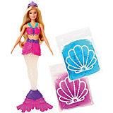 Кукла Barbie Русалочка со слаймом