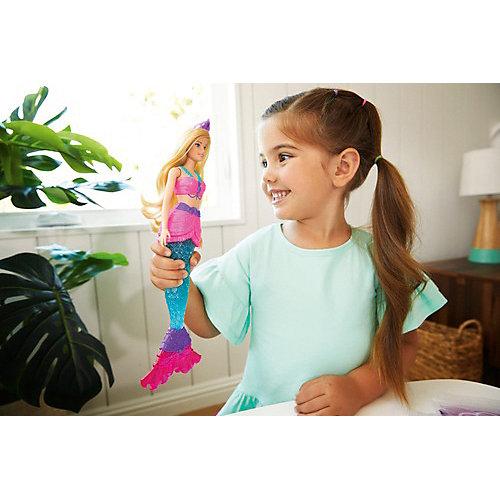 Кукла Barbie Русалочка со слаймом от Mattel