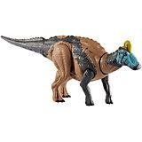 """Фигурка динозавра Jurrasic World Primal Attack """"Рычащие динозавры"""" Эдмонтозавр"""