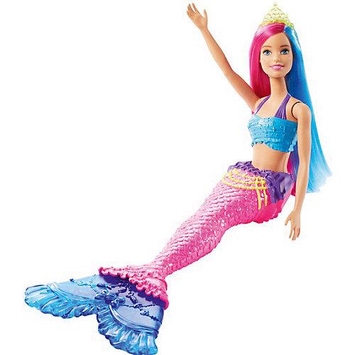 "Кукла Barbie ""Русалочка"" С розовым хвостом от Mattel"
