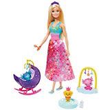 """Игровой набор Barbie Dreamtopia """"Заботливая принцесса"""" Малыши-питомцы"""
