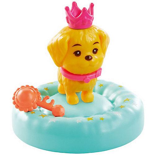 """Игровой набор Barbie Dreamtopia """"Заботливая принцесса"""" Малыши-питомцы от Mattel"""