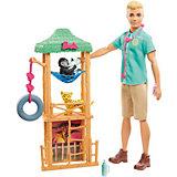 Игровой набор Barbie Кен-ветеринар