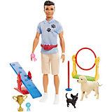 Игровой набор Barbie Кен-дрессировщик