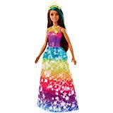 """Кукла Barbie Dreamtopia """"Принцесса"""" В фиолетовом топе"""