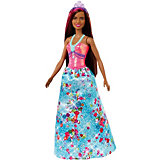 """Кукла Barbie Dreamtopia """"Принцесса"""" В розовом топе"""