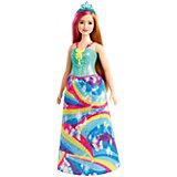 """Кукла Barbie Dreamtopia """"Принцесса"""" В голубом топе"""
