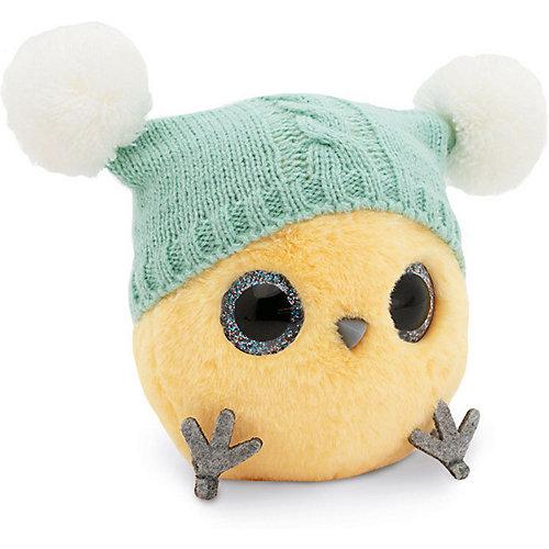 """Мягкая игрушка Orange """"КТОтик в шапке с двумя помпонами"""", 13 см от Orange"""