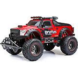 Радиоуправляемая машинка New Bright Brutus Truck 1:8, красная