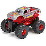Радиоуправляемая машинка New Bright Monster Truck 1:43, красная