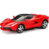 Радиоуправляемая машинка New Bright Sport Car 1:24, красная
