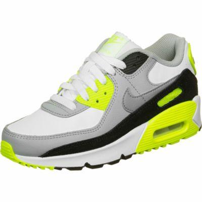 Nike Mädchen Air Max 90 Ltr (Gs) Laufschuhe