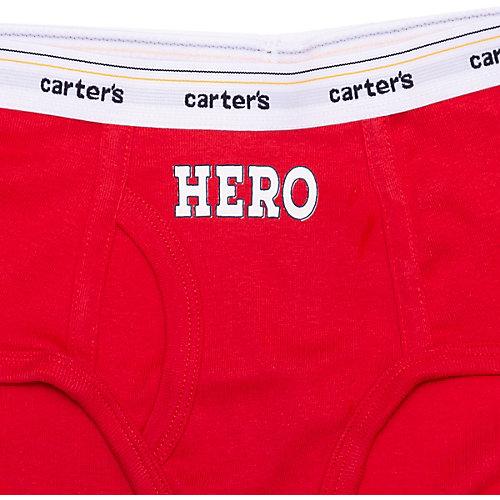 Трусы Carters, 3 шт - разноцветный от carter`s