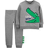 Комплект Carters: свитшот и брюки