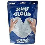 """Слайм Slime Crunch """"Облачко"""" с ароматом пломбира"""