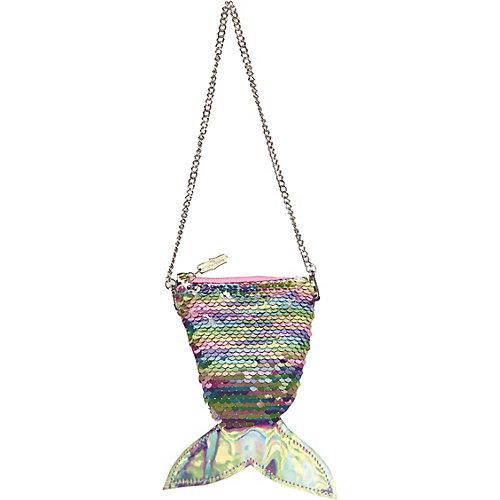 Сумочка Mary Poppins Хвост русалки, 15х17 см - разноцветный от Mary Poppins